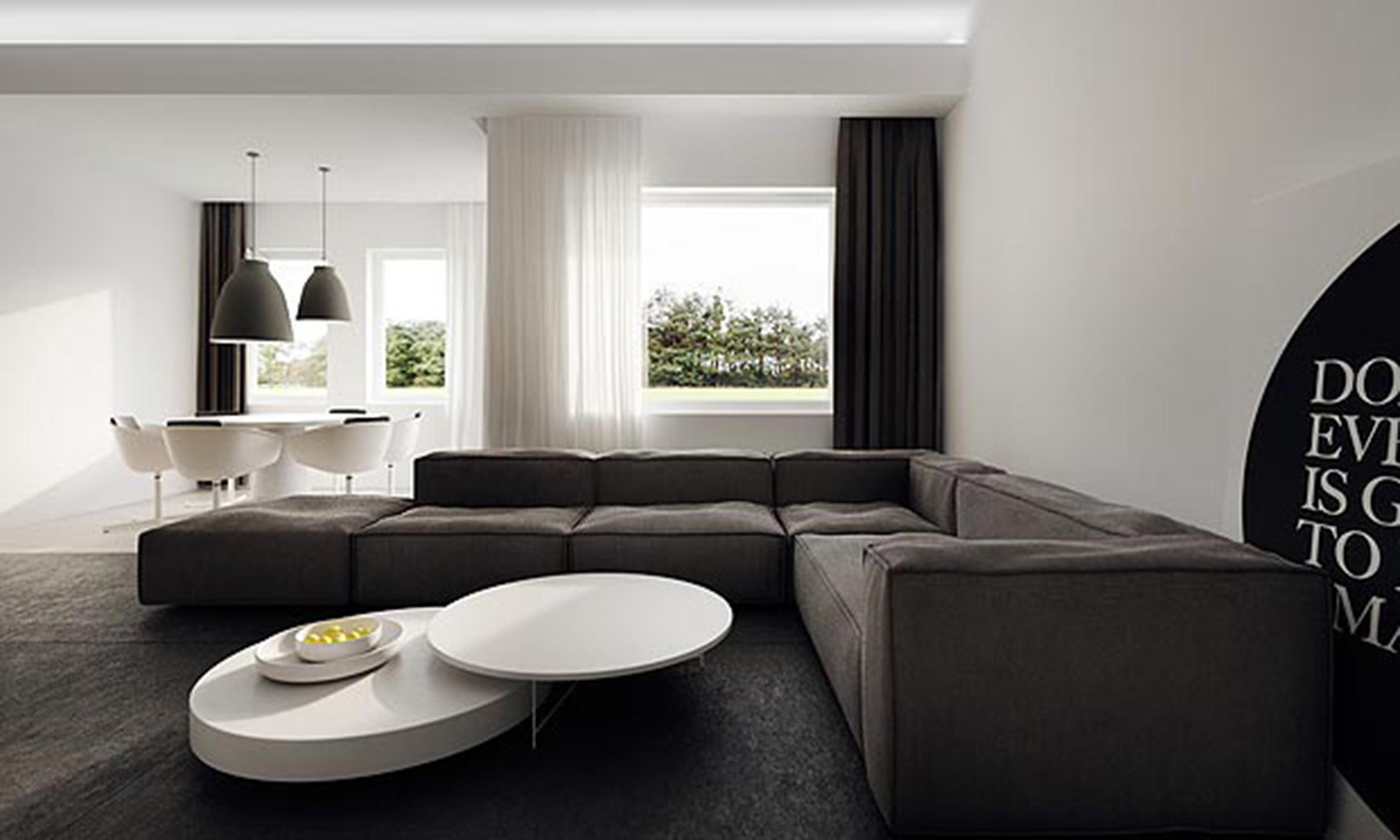 Общие советы по созданию интерьера в гостиной
